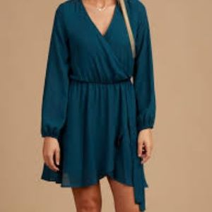 NWT Altar'd State Wrap Dress